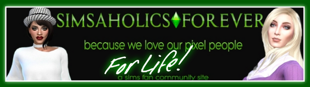 Sims 4 coming to XBox One and PS4 Simsaholics_Forever_Sig