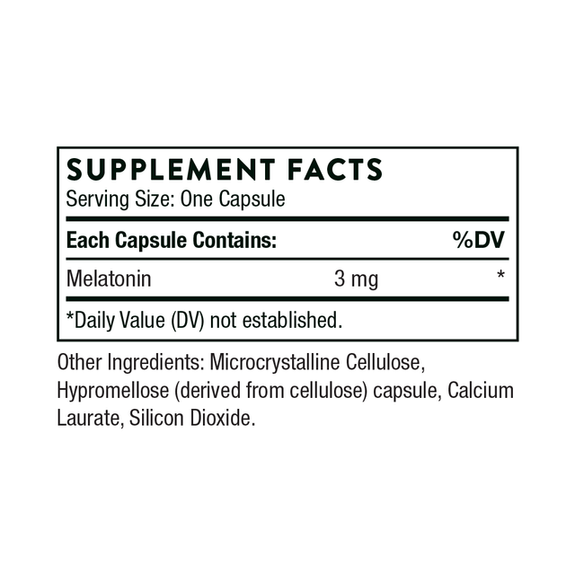 Melatonin_Supplement_Facts
