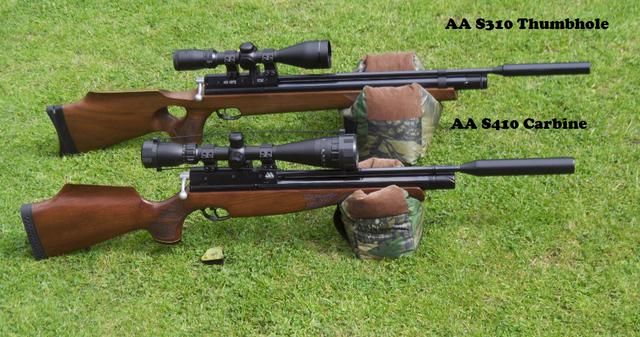 pcp rifles