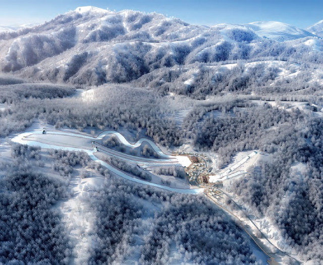 Genting Snow Park