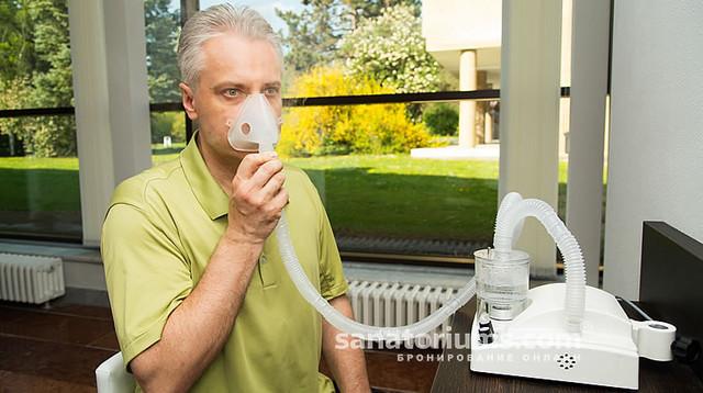Особенности санаторного лечения болезней дыхательных путей