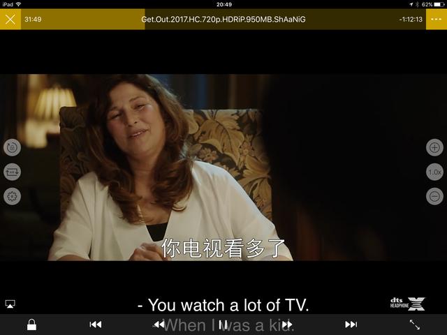 Feature request: Stream movies via Dropbox with  srt subtitles
