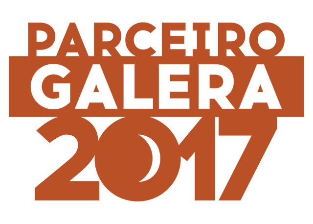 Logo Parceria Galera 2017