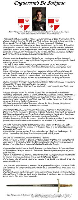 [Orléans 1129 AD] BG Enguerrand Bio_Enguerrand