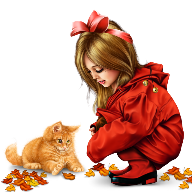 little-girl-in-raincoat-with-a-kitty-png-31fff4056fc13bd856.png