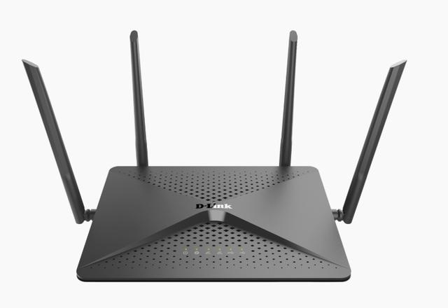 Router D-LINK DIR-822+ bios update failed