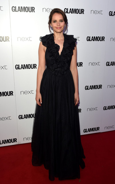 6 June 2017 Glamour Women Of The Year Awards 2017 held at Berkeley Square Gardens London Here Felici