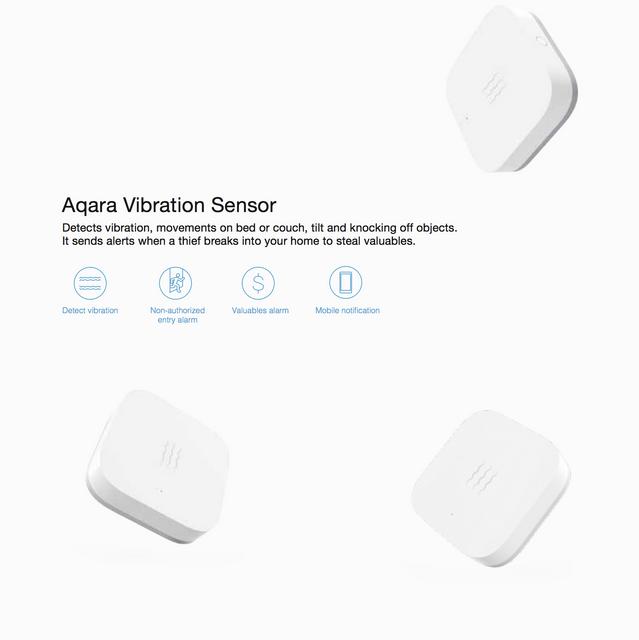 Original Amp Aqara Xiaomi Zigbee Sensors Contact Temp