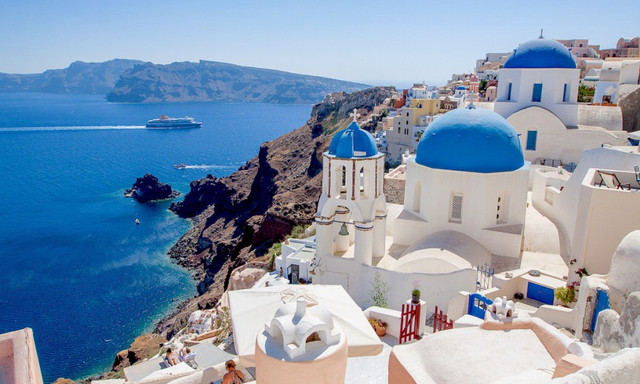 Greece Eat Work Travel
