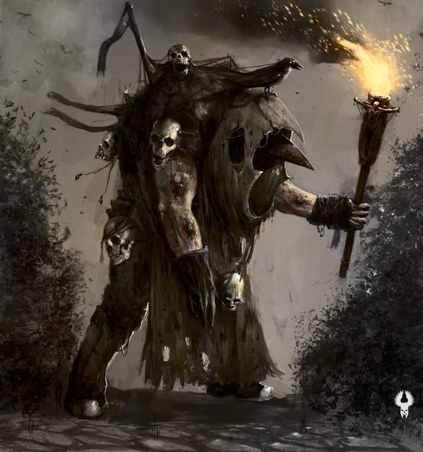 2 Plague Bringer Plague Doctor