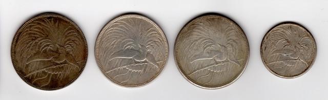 Neu Guinea 2 Und 5 Mark Fälschungen Numismatikforum