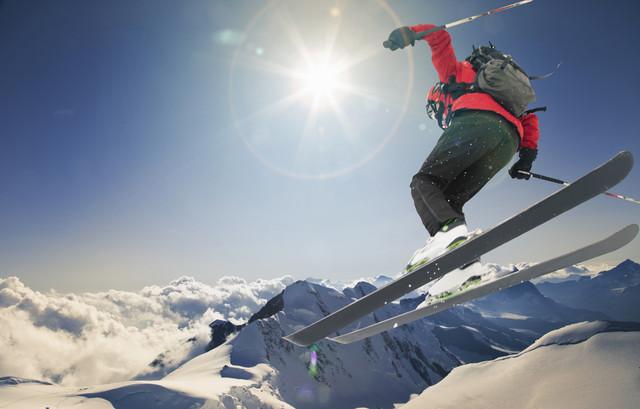 ski in wagrain