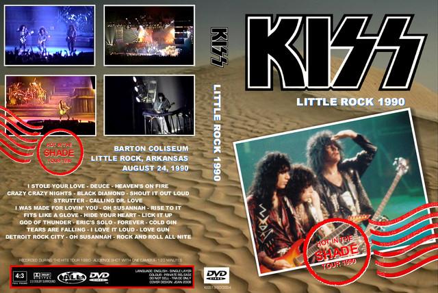 KISS - 1990-08-24 ~ Little Rock, AR - Guitars101 - Guitar Forums