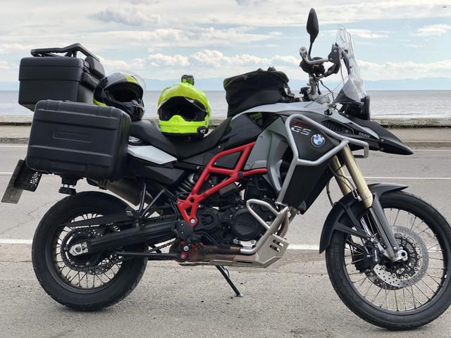Мотоцикл F800GS