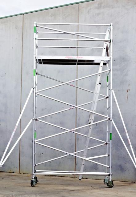 Aluminum Scaffolding Suppliers : New kg aluminium scaffolding mobile scaffold australian
