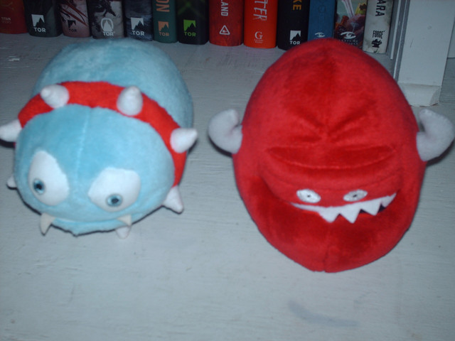 Squeeballs Party Plushies