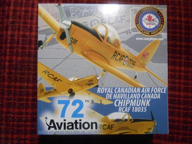DHC1 RCAF Chipmunk