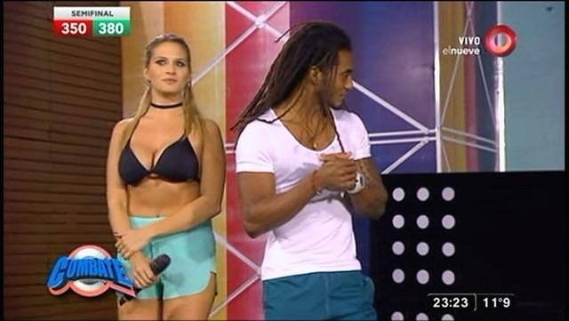 Vicky Mariana Combate 100617 05