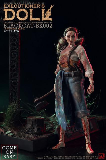 horror - Blackcat-BK001 - Killer Nurse CYY Toys (Viewer Discretion is Advised) 03