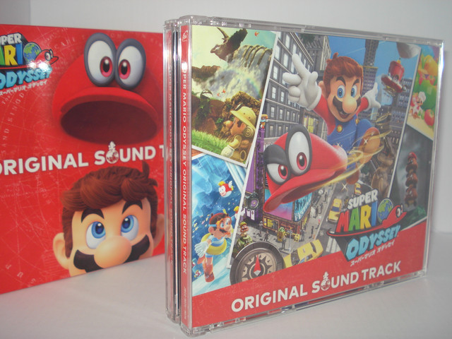 A look at: Super Mario Odyssey OST - Switch Era