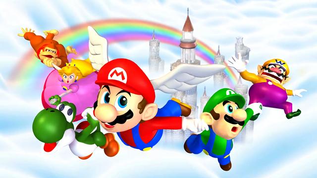 Mario s Rainbow Castle