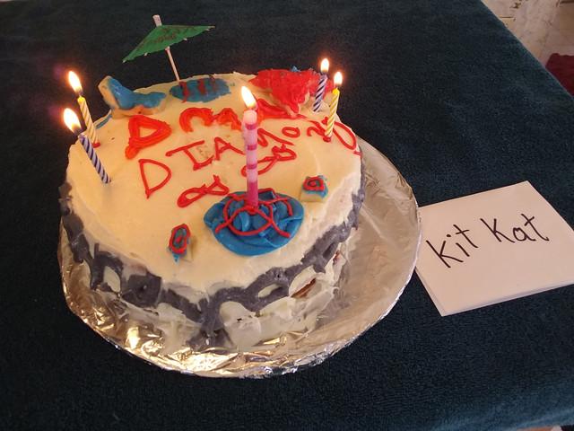 5th Dmd Diamond Anniversary Birthday Cake Competition