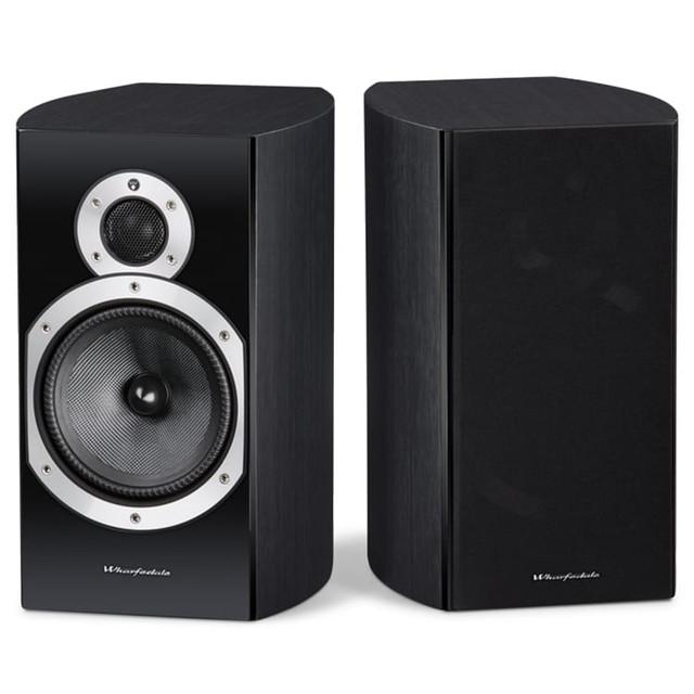 Sold- Wharfedale Diamond 10.2 bookshelf speaker amp amplifier hifi AWFDIA102-BLK