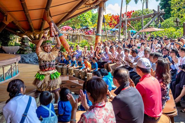 [Hong Kong Disneyland Resort] Moana : A Homecoming Celebration (25 mai 2018) W863