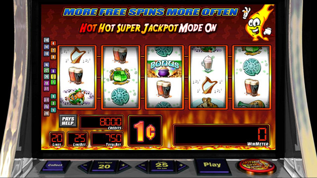 USA Slots Machine Casinos