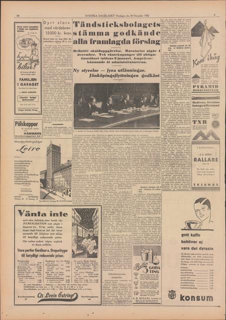Sv D 1932 11 30