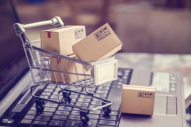 decribe una compra en una tienda online