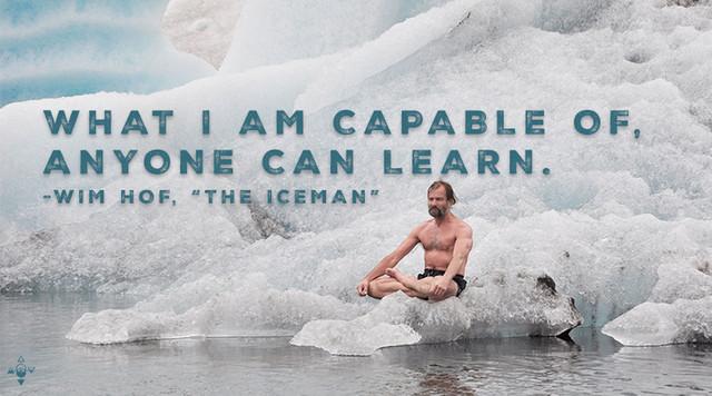 Iceman Quote