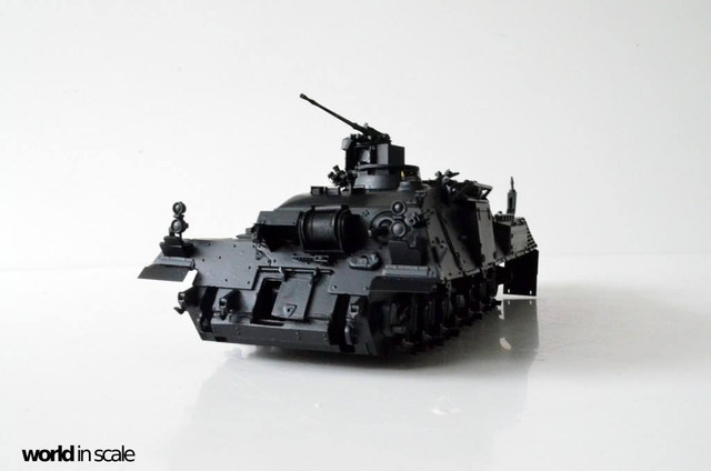 Bergepanzer WISENT - 1:35 of Perfect Scale 29314690_1011985008969014_449637544942895104_o