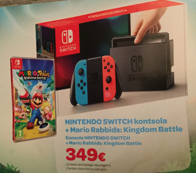 Nintendo Switch Hilo De Ofertas Pagina 5 Forocoches