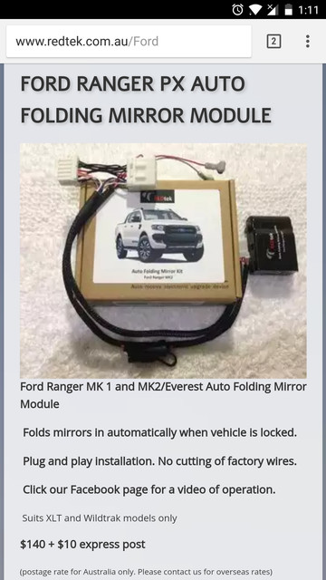 FORScan for Ford Everest - Page 12