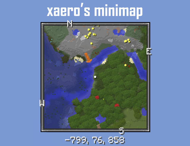 Map 111 2.Xaero S Minimap Forge 1 14 4 1 14 3 1 14 2 1 13 2 1 12 2