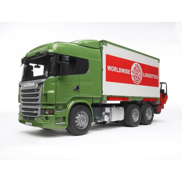Фургон Scania