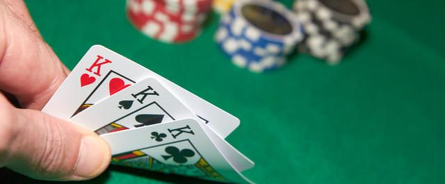 Лучшие комбинации карт в покере