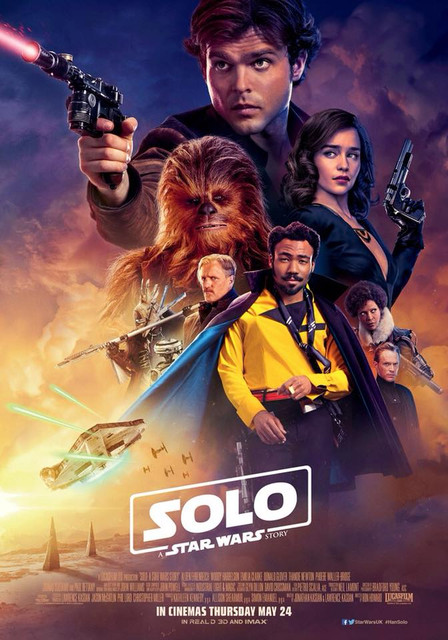 Solo : A Star Wars Story [Lucasfilm - 2018] - Page 6 SW1
