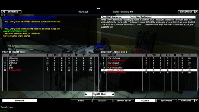 Cartel vs qR  2-6 Lost [Final League] 2