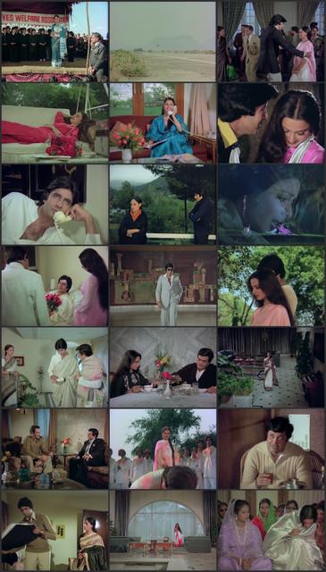 Silsila (1981) - screenshots