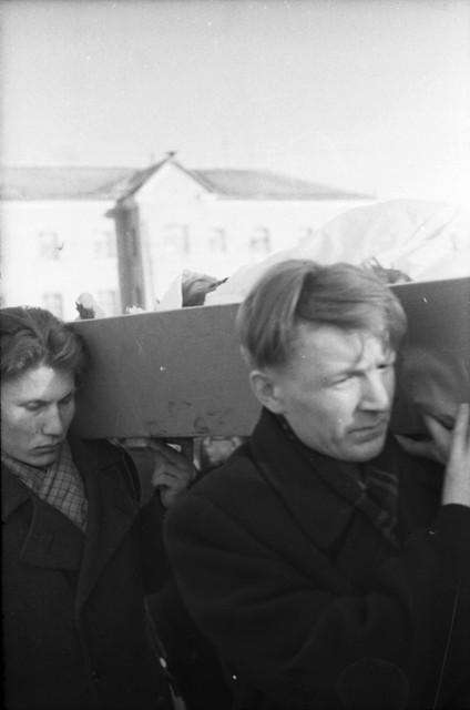 Dyatlov pass funerals 9 march 1959 22