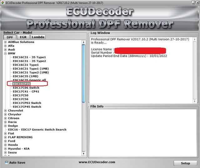 Mtx Dtc Remover 2