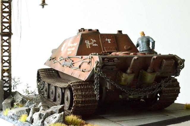 Jagdpanzer E-75 - 1:35 v. Trumpeter, Bolddivision DSC_2792