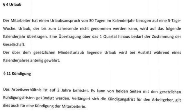 Urlaubsanspruch Kündigung Am 1507 Arbeitsrechtde Forum Das