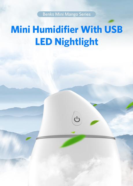 Umidificator Benks L19