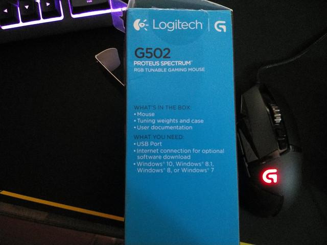 Wts Brand New Logitech G502 Rgb Mouse