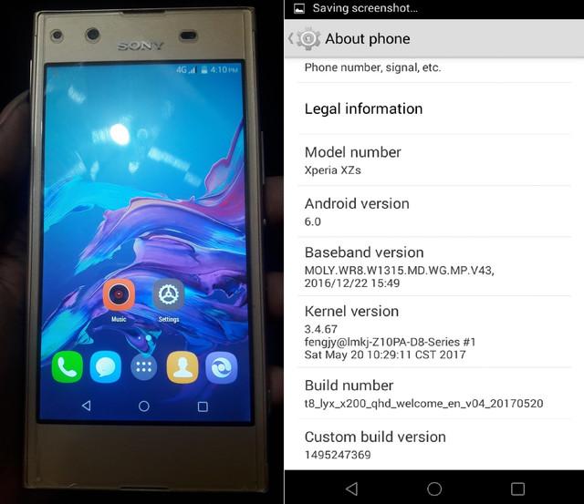 Sony Xperia XZs Flash File Mt6572 6 0 Firmware - FLASH FILE FIRMWARE