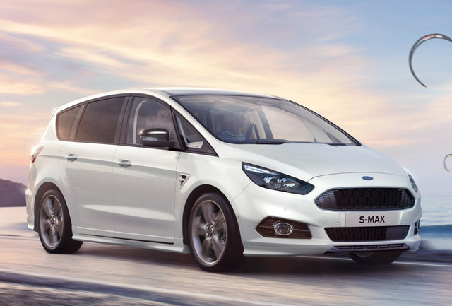 ford s max st line 8