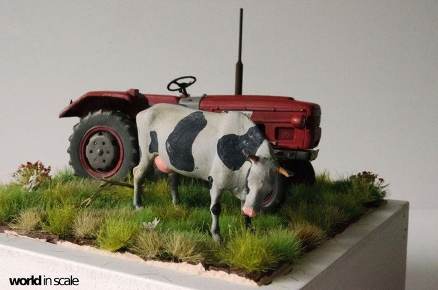 Zetor 3511 - 1:35 of SKP Models 24130265_946722068828642_3824723958752107528_o